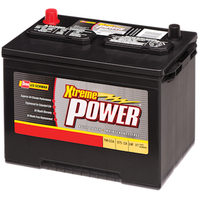 Xtreme Power BatteryXtreme Power Battery, , hi-res