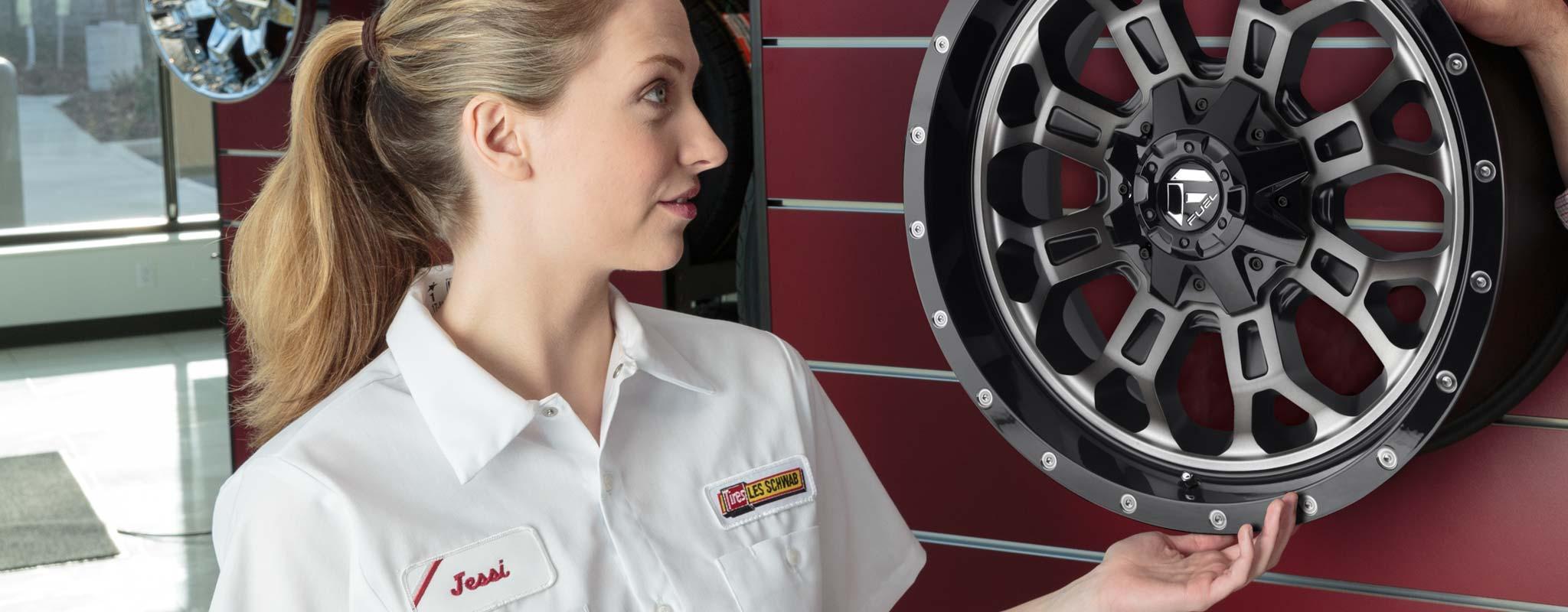 Wheels Rims Shop All Car Suv Truck Rims Wheels Les Schwab