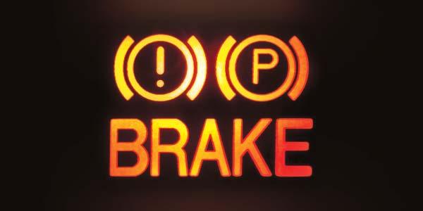 What Do Dashboard Brake Lights Mean?