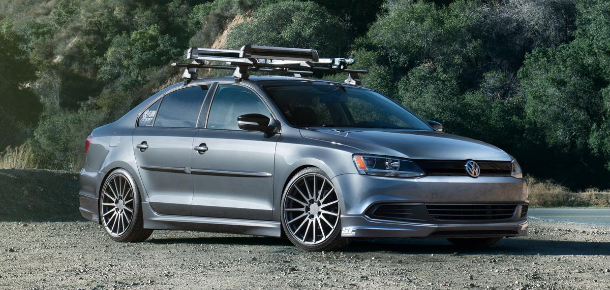 Proper offset on a VW
