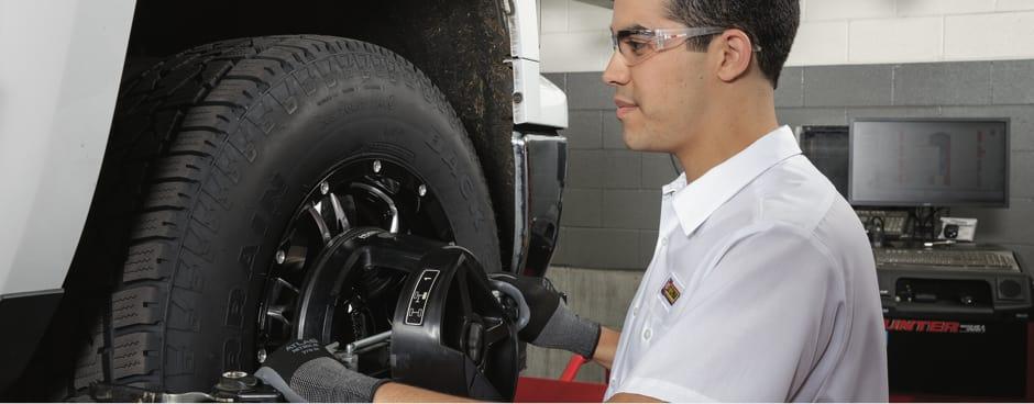 Wheel Alignment Car Tire Front End Alignment Services Les Schwab