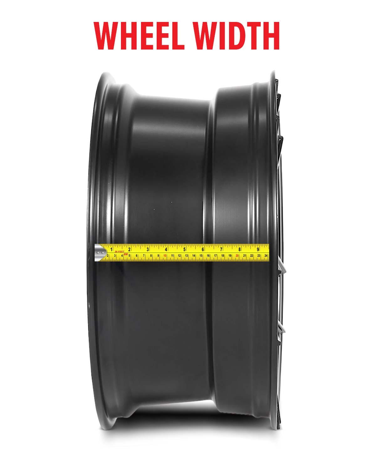 Wheel Width