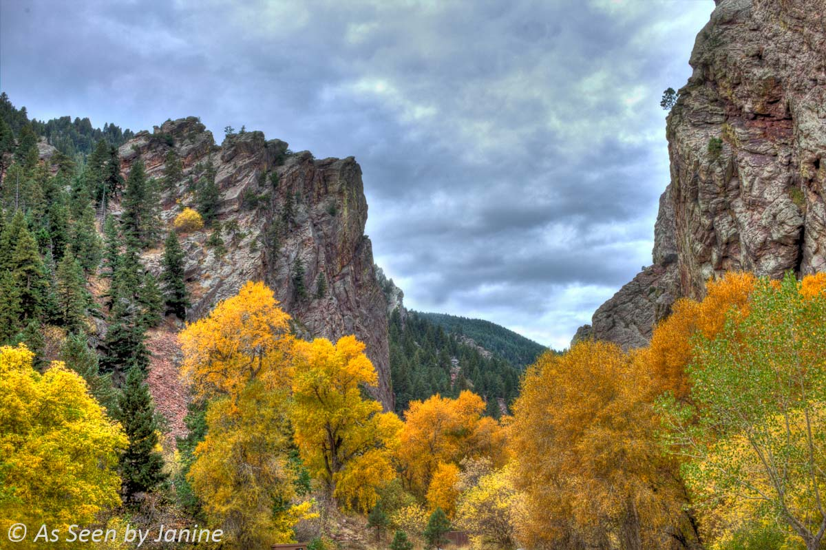 Photo: Eldorado Canyon State Park © As Seen by Janine: Eyes of the World Images