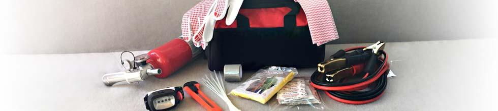 Road Trip Safety Kit