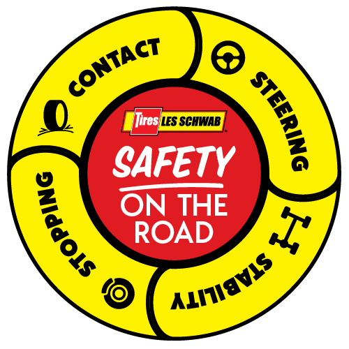 circle of safety icon