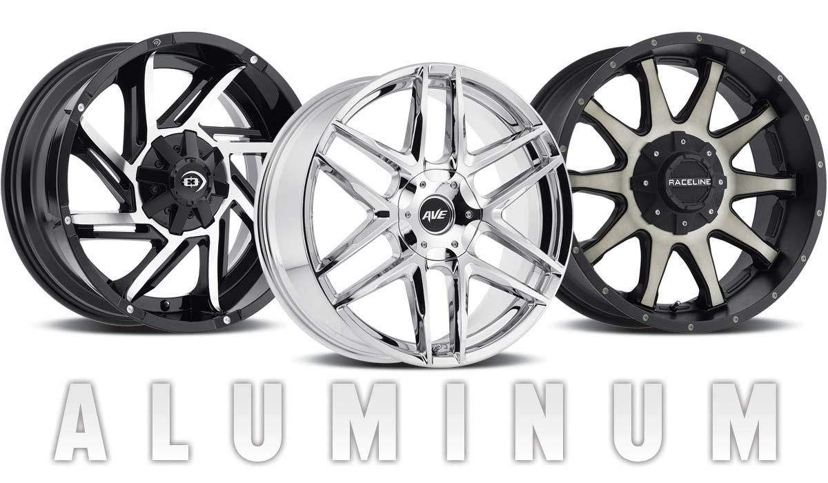 Aluminum wheels