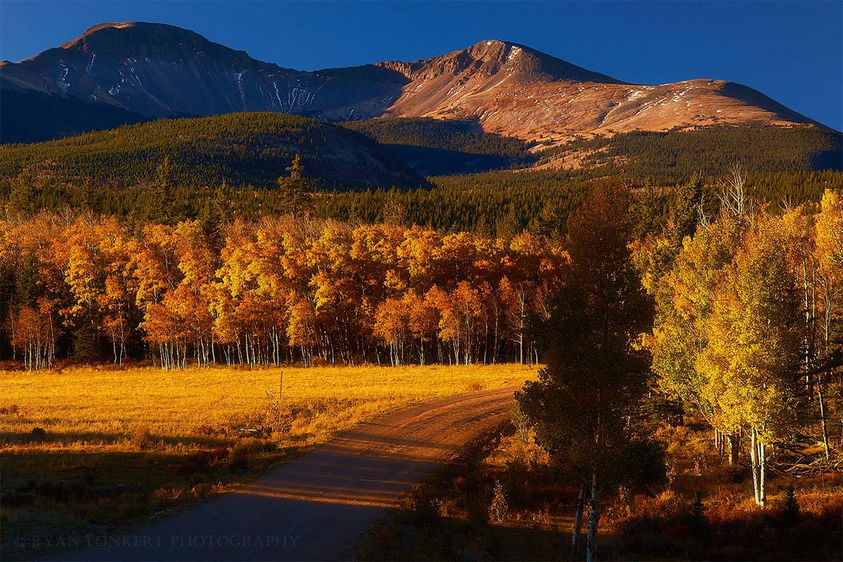 Photo: Buffalo Peaks by Ryan Fonkert/Flickr