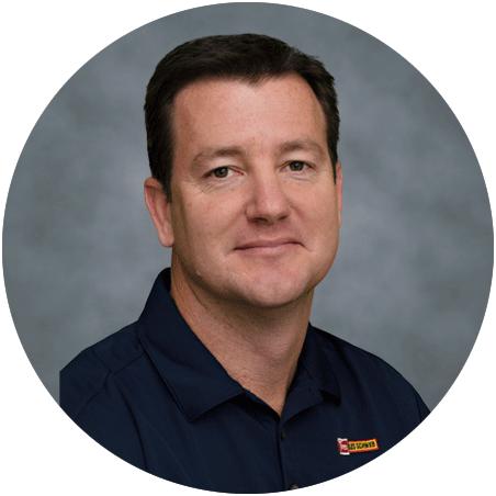John Robertson, Les Schwab Tire Centers President