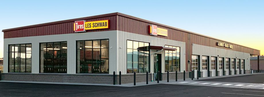 1755 Sunset Dr Les Schwab Tire Center
