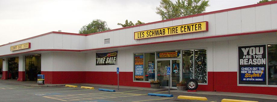 Image result for les schwab tires treasure valley images