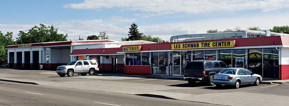 133 Caldwell Blvd Les Schwab Tire Center