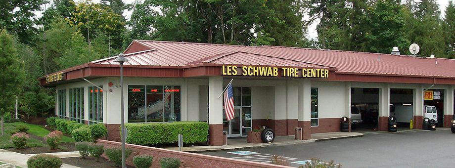 13223 Bothell Everett Hwy Les Schwab Tire Center