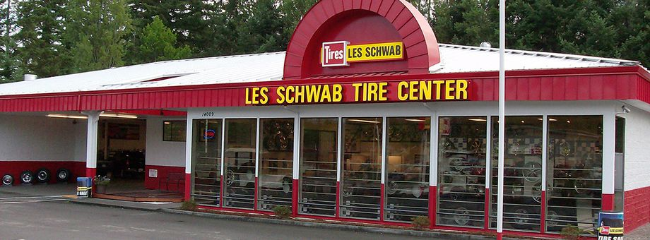 14009 Canyon Rd E Les Schwab Tire Center