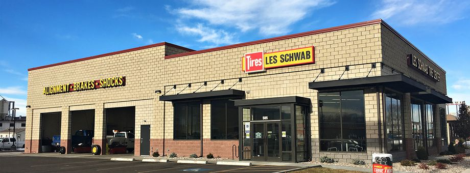 505 N 5th Ave Les Schwab Tire Center