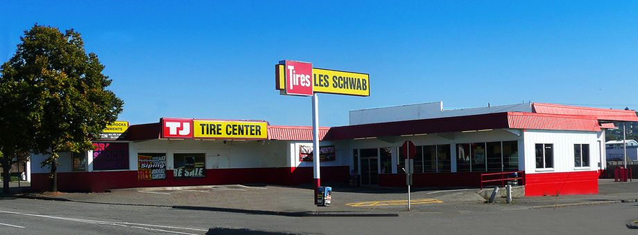 5000 15th Ave NW Les Schwab Tire Center