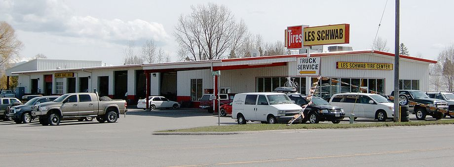 2335 US Highway 2 E Les Schwab Tire Center