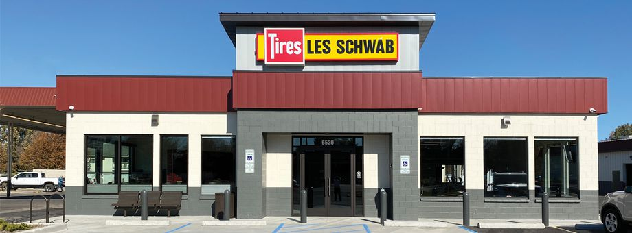 6520 W State St Les Schwab Tire Center