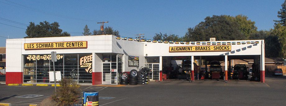 8124 Auburn Blvd Les Schwab Tire Center