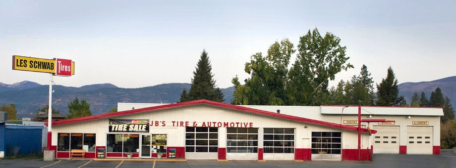 6804 Denver St Les Schwab Tire Center