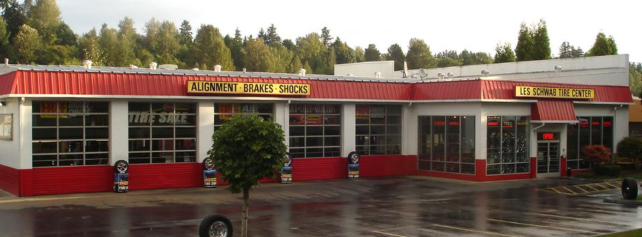 12410 128th Ln NE Les Schwab Tire Center