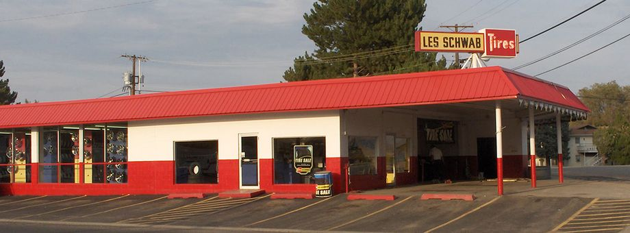 211 Spokane Way Les Schwab Tire Center