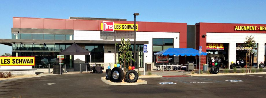 2731 Highland Ave Les Schwab Tire Center