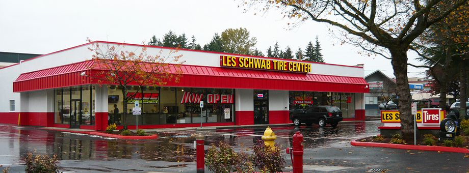 12828 Bel Red Rd Les Schwab Tire Center