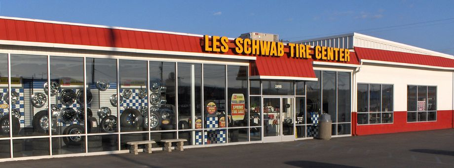 Coeur D Alene Id Tire Shop 83815 2818 N Government Way Les Schwab