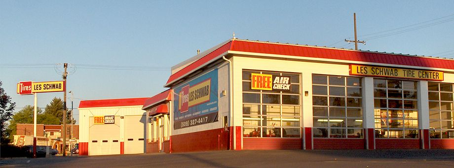 2528 W Northwest Blvd Les Schwab Tire Center