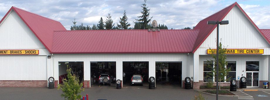 424 NW Edvard St Les Schwab Tire Center