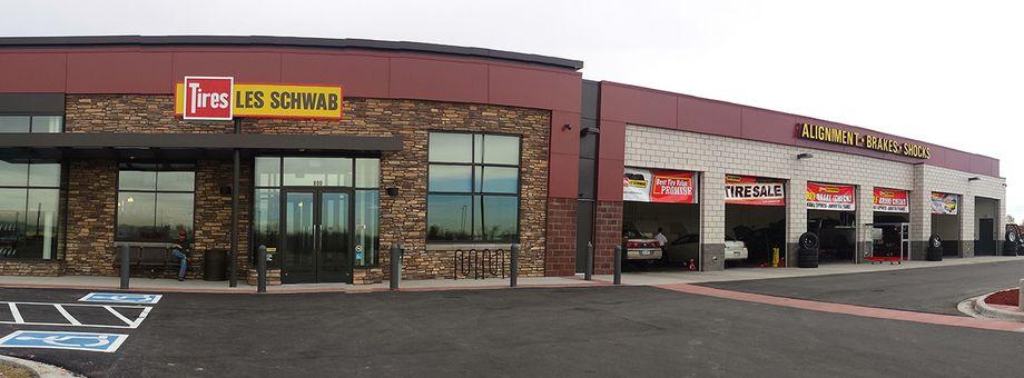Thornton Co Tire Shop 80229 800 E 88th Ave Les Schwab