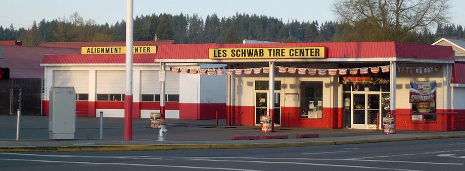 1707 Main St Les Schwab Tire Center