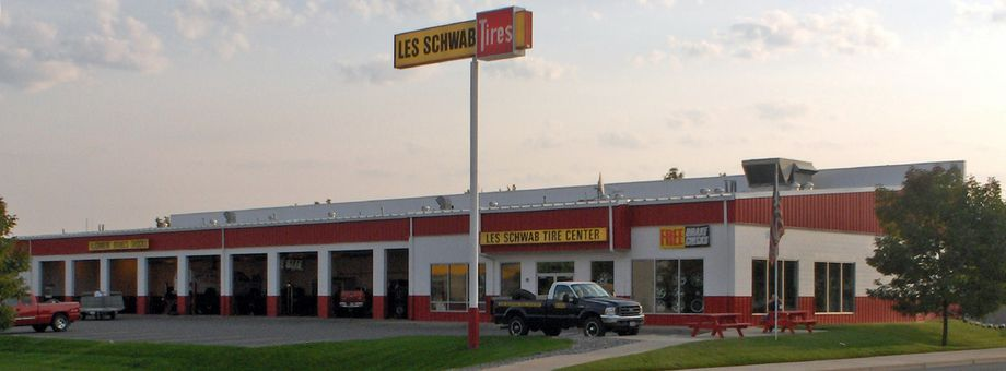 8820 N Commerce Dr Les Schwab Tire Center