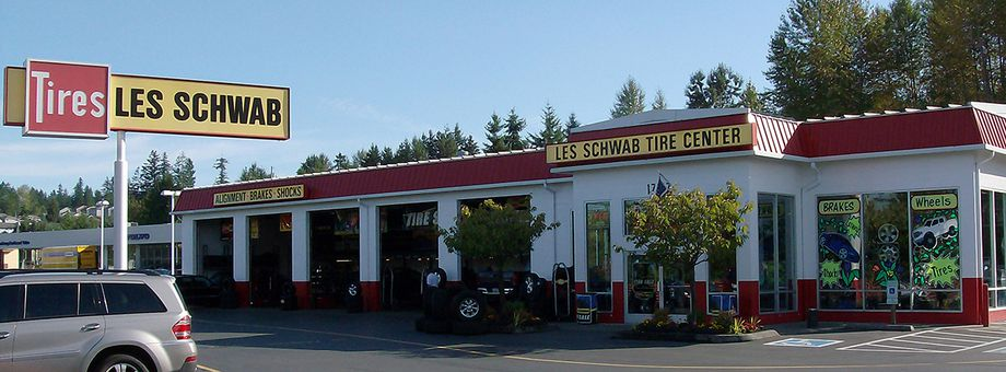 17117 Highway 99 Les Schwab Tire Center