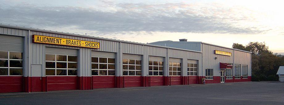 Kalispell, MT Tire Shop | 59901 | 1015 W Center St - Les Schwab