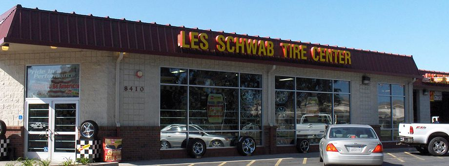 8410 Elk Grove Blvd Les Schwab Tire Center