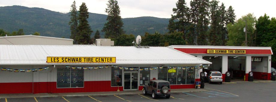 302 E Seltice Way Les Schwab Tire Center