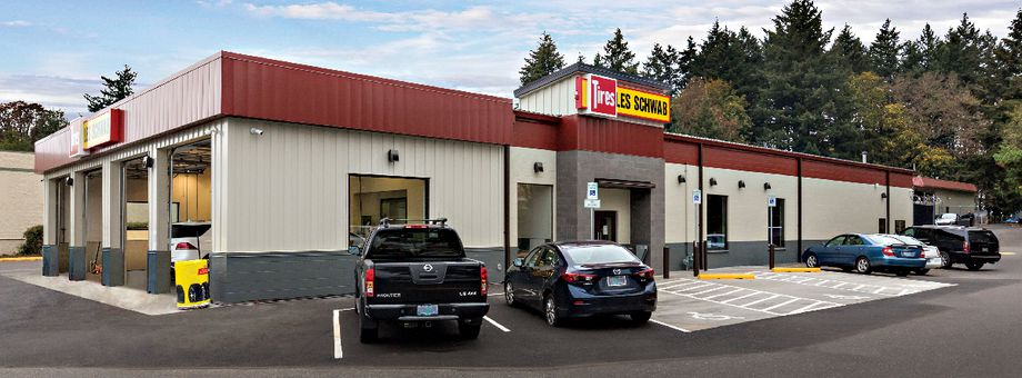 1625 Beavercreek Rd Les Schwab Tire Center
