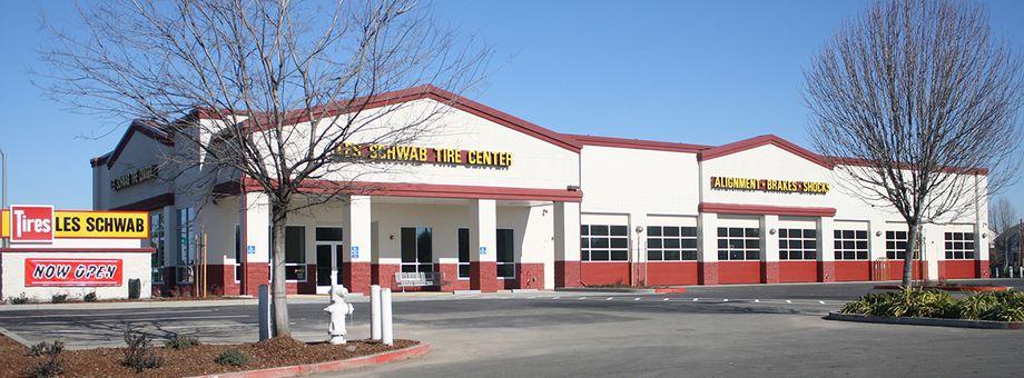 Sacramento Ca Tire Shop 95829 8301 Elk Grove Florin Rd Les Schwab