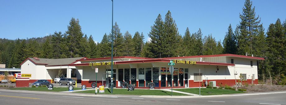 1901 Lake Tahoe Blvd Les Schwab Tire Center